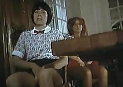 Orgia porno leikkeet - retro porno video