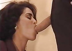 Menelan old tube - best vintage porno